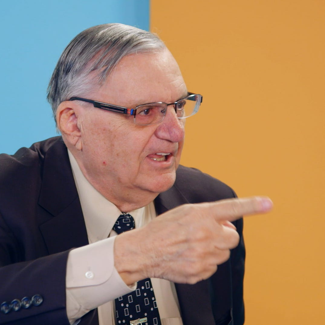 Joe Arpaio's campaign in chaos in final days of Arizona's U.S. Senate race