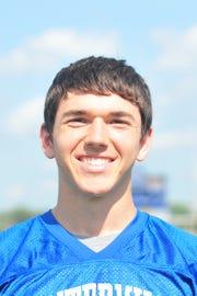 Dylan Benedict, Centerville High School football