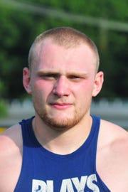 Ryan Golliher, Hagerstown High School football