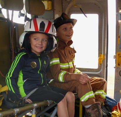 Carr Fire Kids