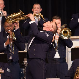 Air Force jazz band to present free concert in Ocean City