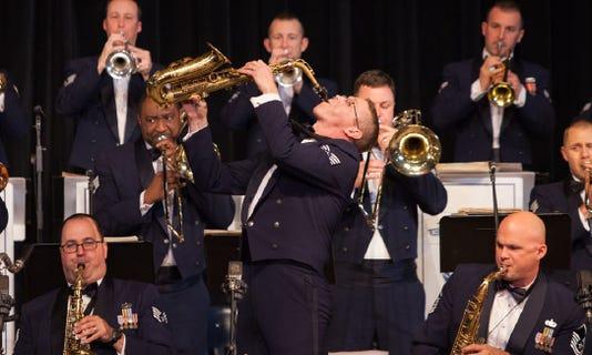 Air Force Band Brian