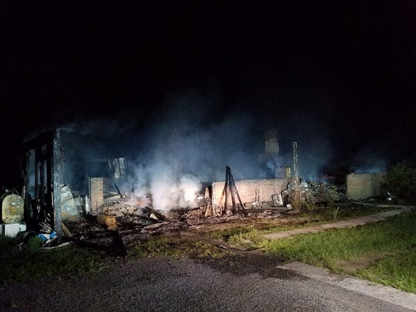 A fire at this Westover home in Somerset County home caused $170,000 in damages.