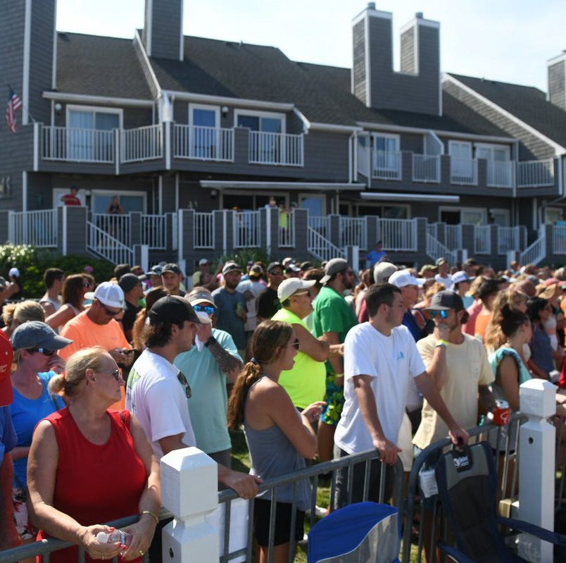 LIVE: White Marlin Open 2018 in Ocean City