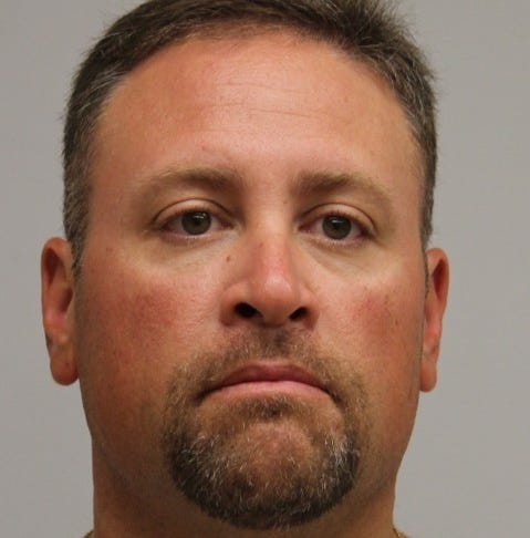 Substitute teacher charged in offensive touching of student