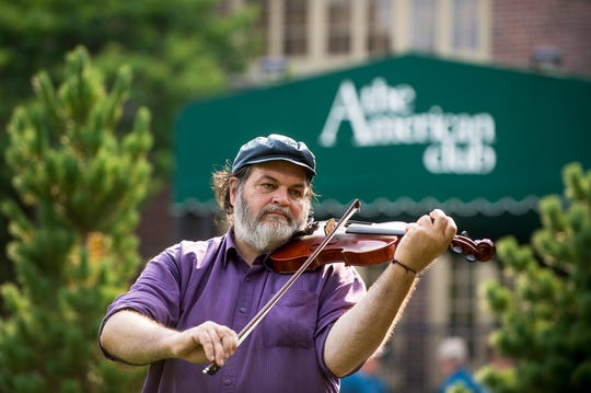 The American Club in Kohler celebrated 100 years on Sunday, August 5 with parades, concerts, food and fireworks throughout the Village of Kohler and on the lawn of the luxury hotel.
