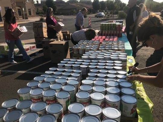 The Learning Center for Families reaches about 800 families, who will be able to take advantage of the nonprofit's new monthly food pantry.