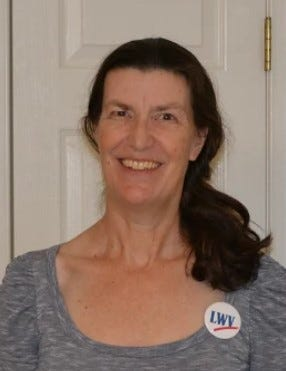 Kim Wells is the 2018 Delaware VOTE411 coordinator for theLeague of Women Voters.