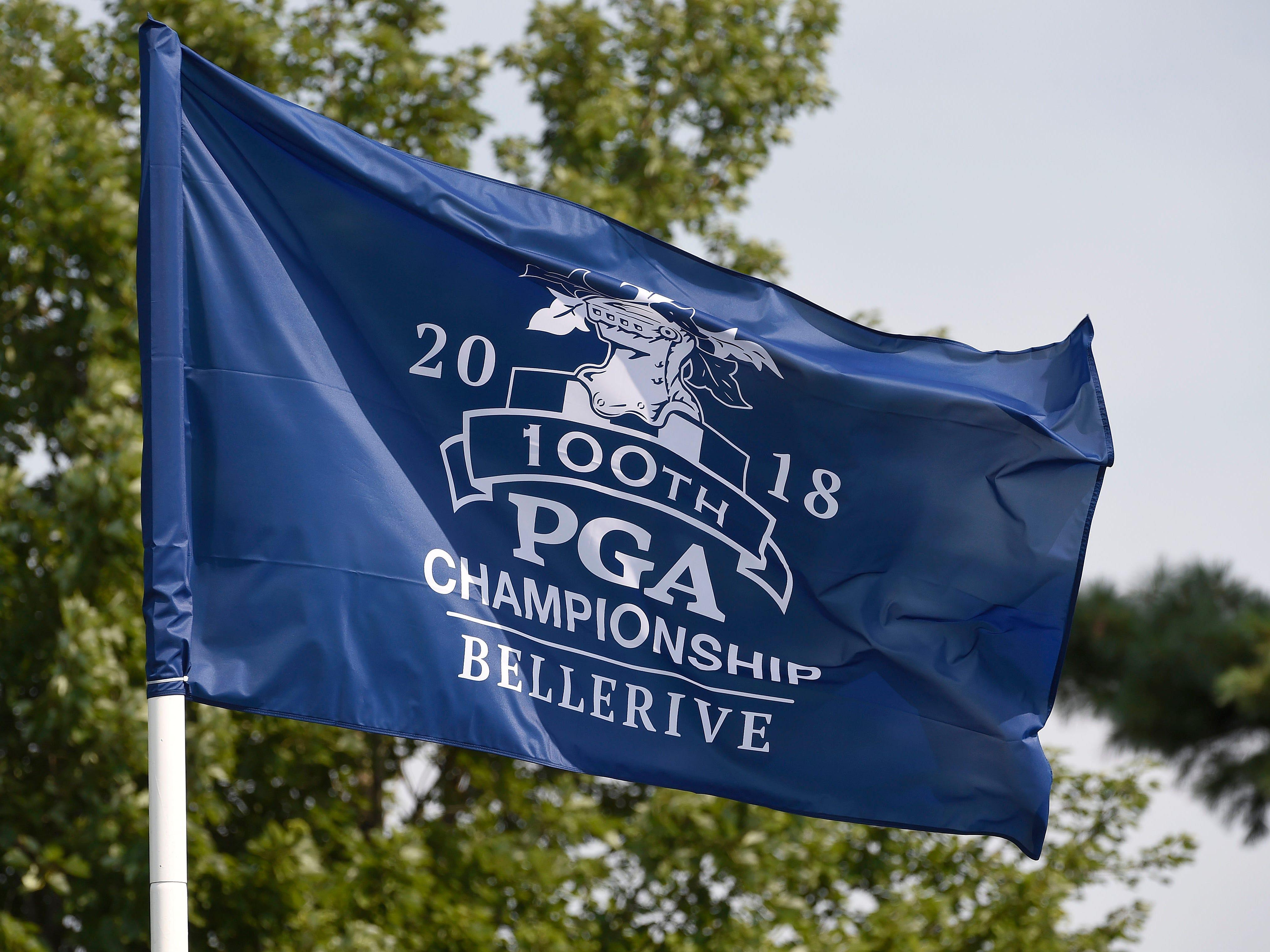 The 100th PGA Championship.