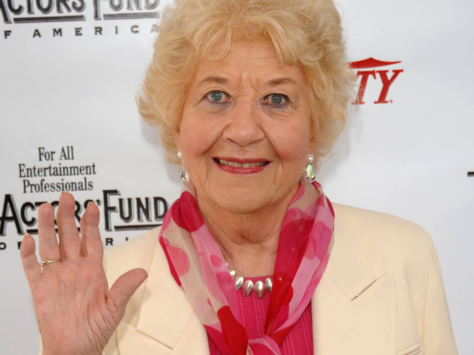 "Charlotte Rae attends The 2005 Tony Awards Party & ""The Julie Harris Award"", which honored Stockard Channing, at the Skirball Center on  June 5, 2005, in Los Angeles."