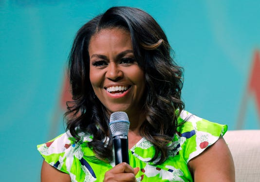 Ap Midterms Michelle Obama A File Usa La