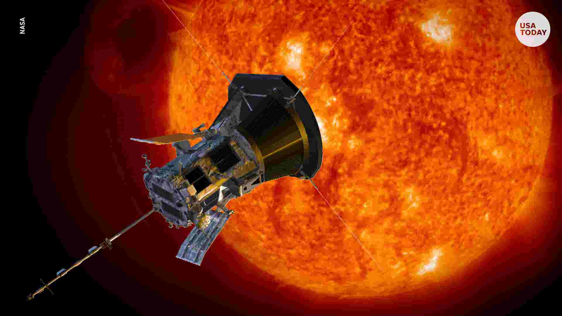 NASA's new mission: 'Touch' the sun