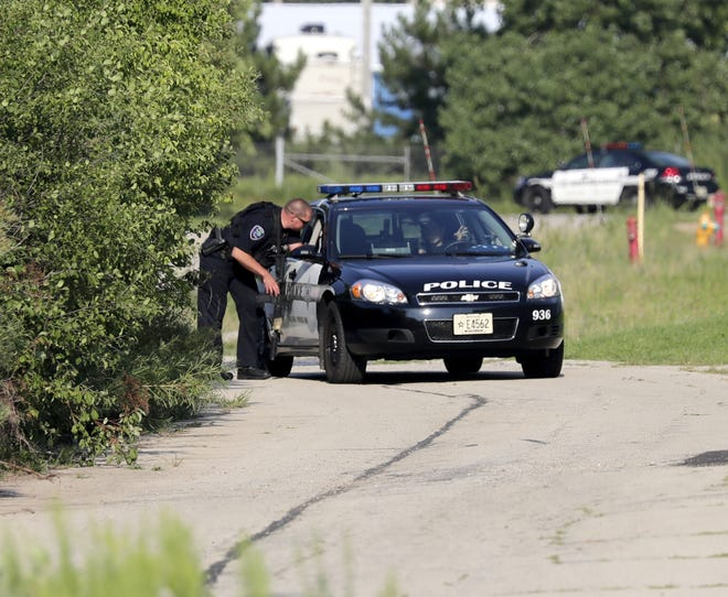 Appleton police are looking for budgetary help replace worn gas masks and other equipment.