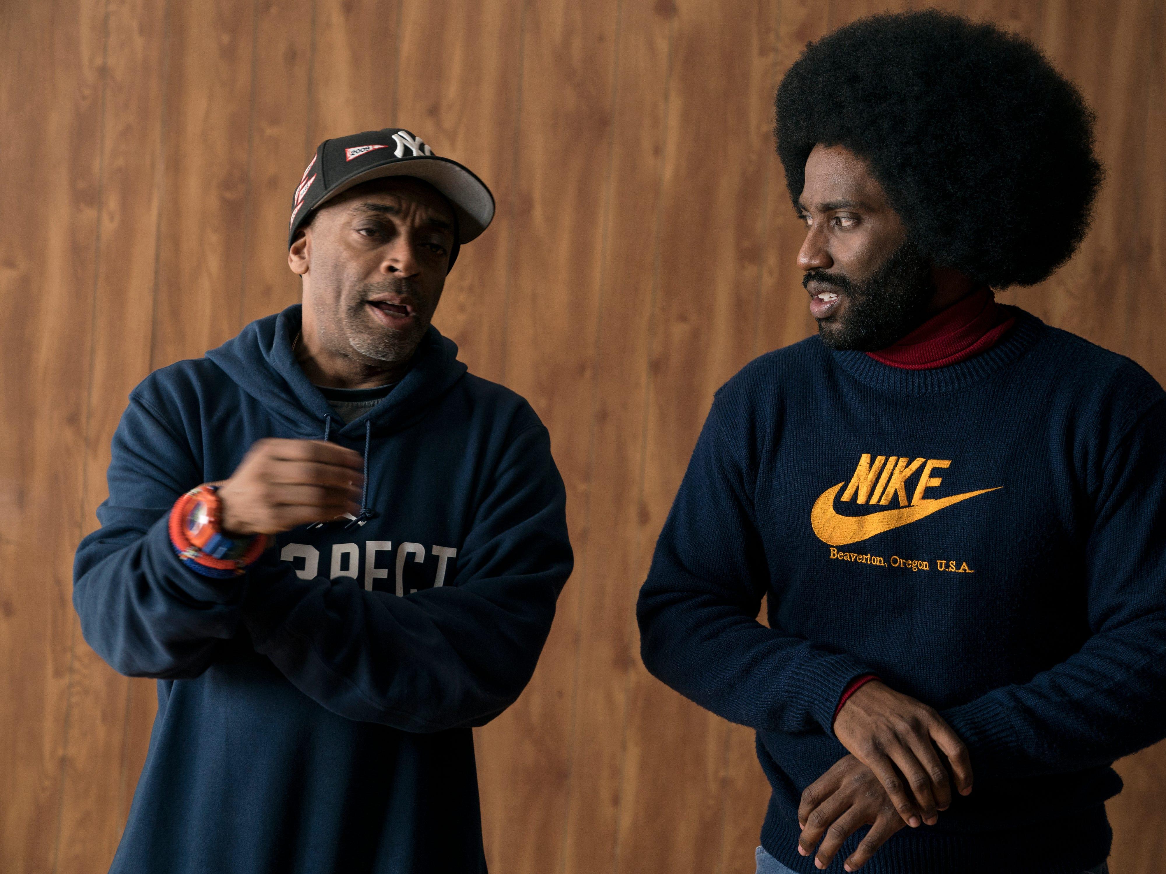 BlacKkKlansman: John David Washington, star of new Spike Lee film, talks being cast, race
