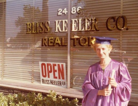 Birge Sally Cap Gown