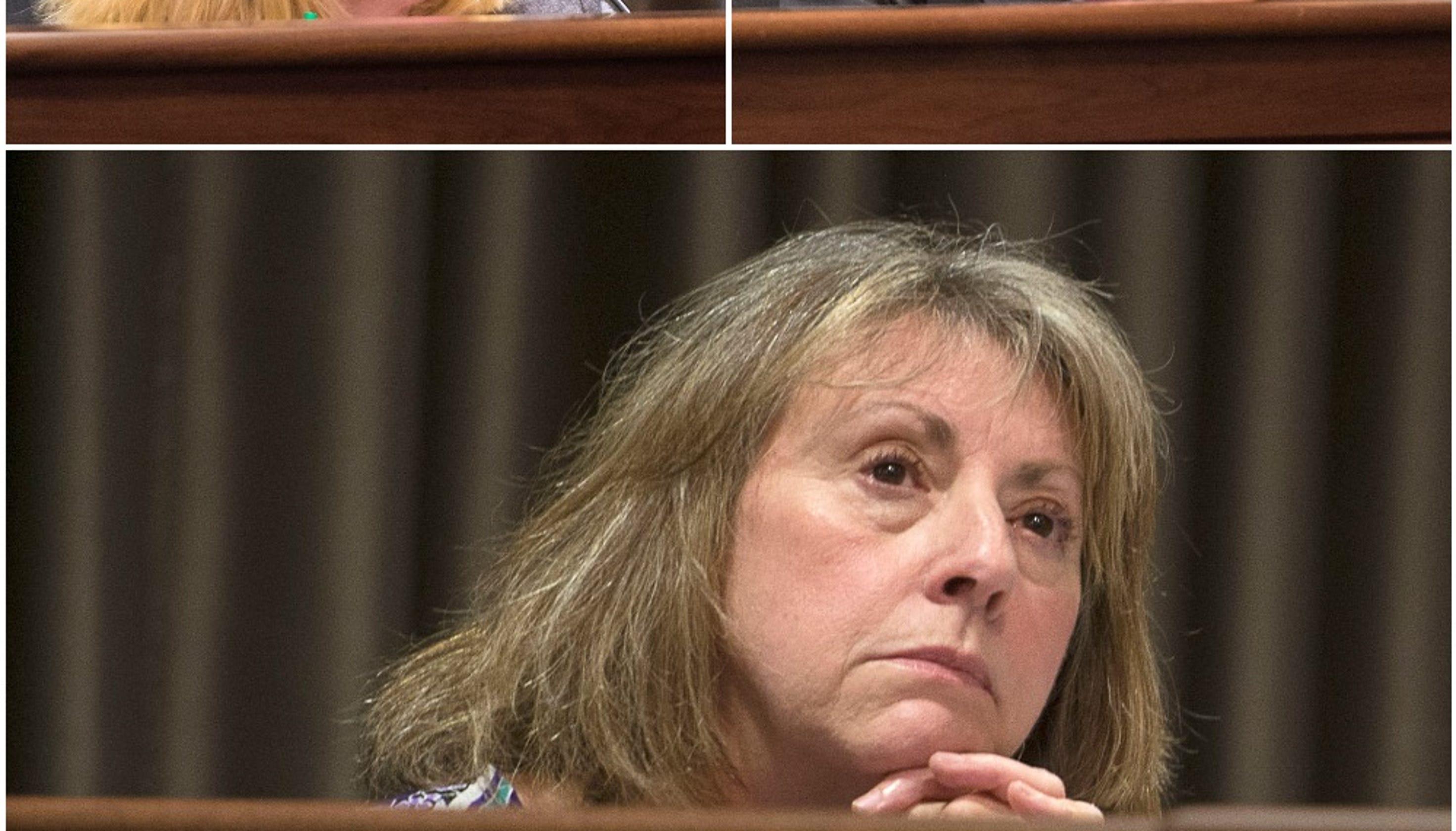 Ex-Buncombe staffers Wanda Greene, Mandy Stone, Jon Creighton indicted