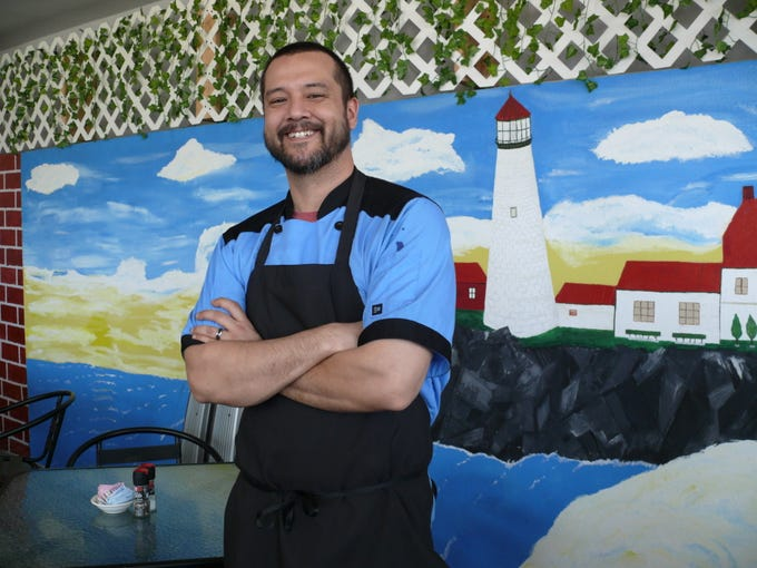 OPEN: Johnathan Fort is owner and chef at North by South Bistro in Satellite Beach.