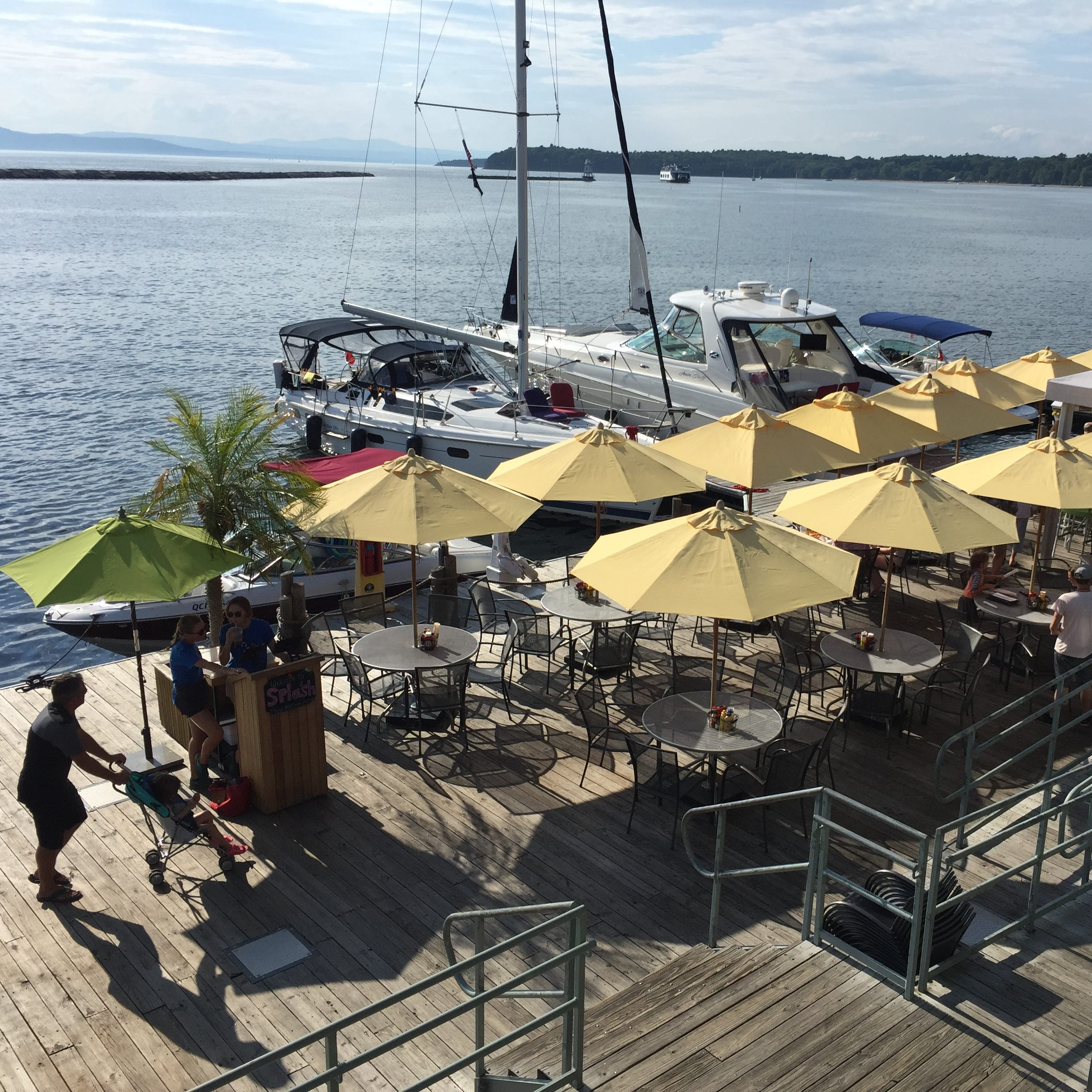 A beer's eye view: Seven great outdoor patios at Burlington bars and restaurants