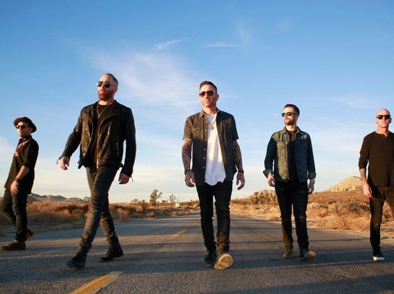 Lit, Alien Ant Farm, P.O.D and Buckcherry will be performing live at Concrete Amphitheater Aug. 21 for Gen-X Summer Tour.