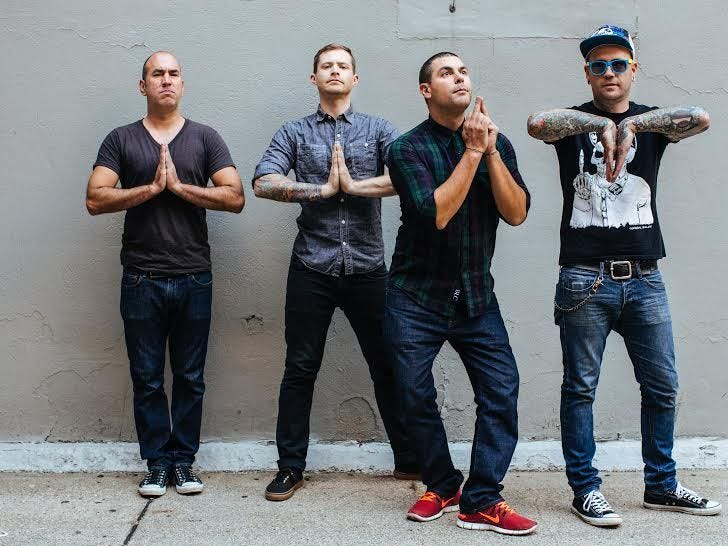 Alien Ant Farm, P.O.D, Lit, and Buckcherry will be performing live at Concrete Amphitheater Aug. 21 for Gen-X Summer Tour.