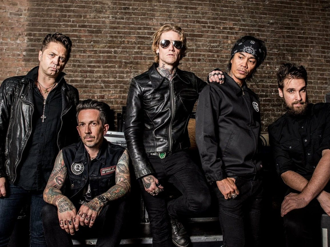 Buckcherry, P.O.D., Lit and Alien Ant Farm will be performing live at Concrete Street Amphitheater Aug. 21.