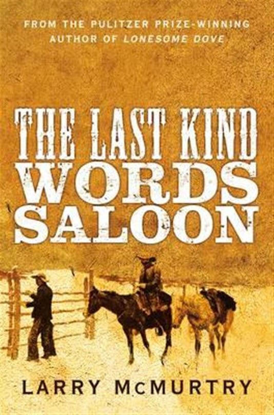 Last King Words Saloon Cover 2
