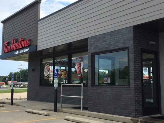 The Tim Hortons at 1214 Ohio Pike, Amelia, is among those closing.