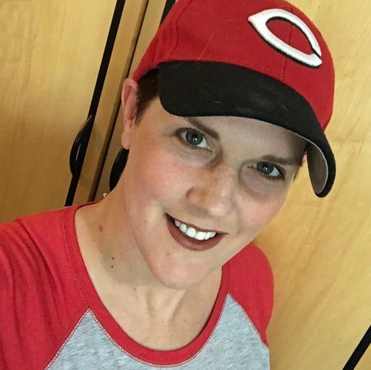 Bon In Reds Hat
