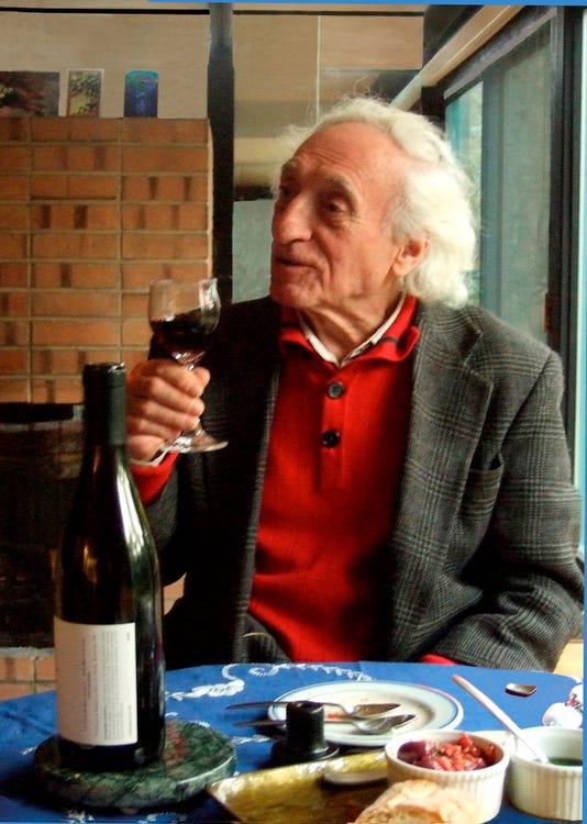 Wine Connoisseur By Lionel Goodman