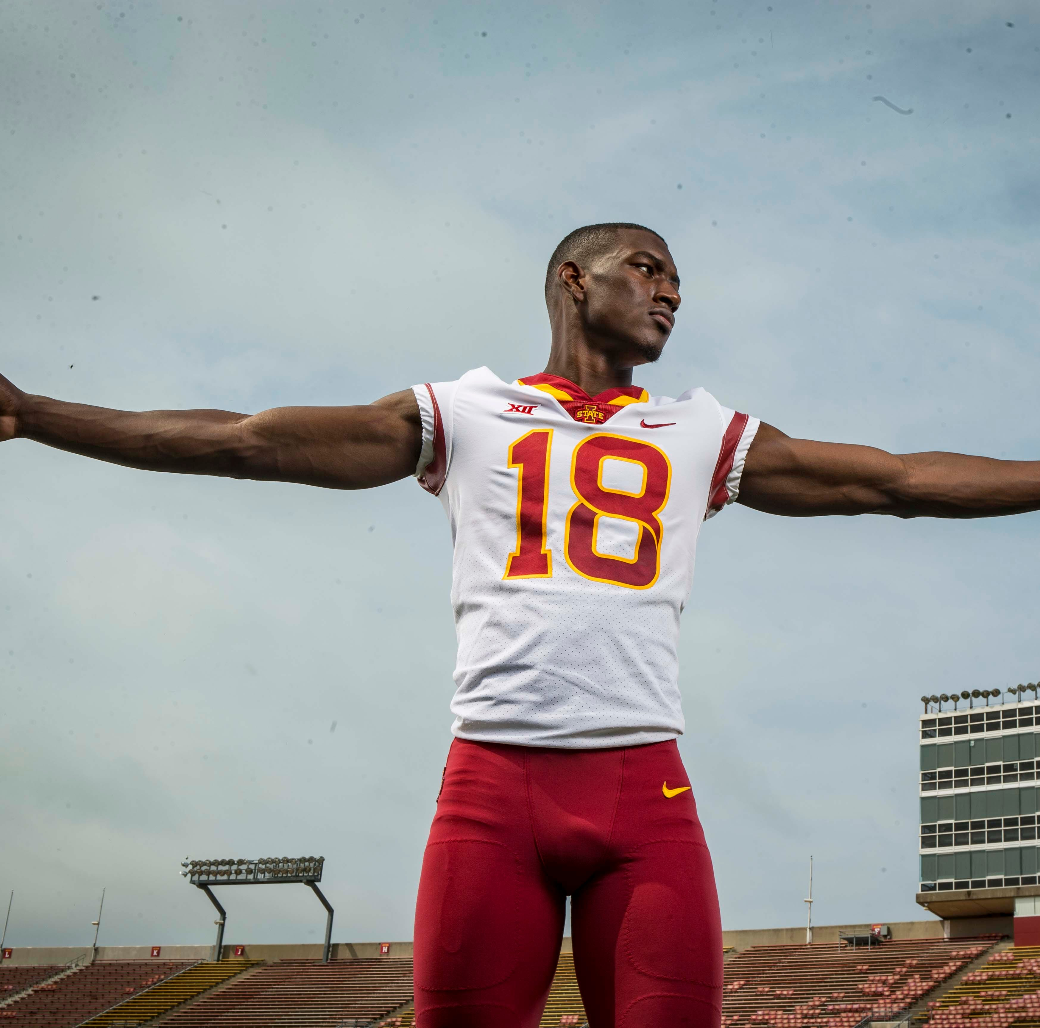 Peterson: Final Iowa State thoughts include Kempt's arm, Montgomery's legs and Butler's hands