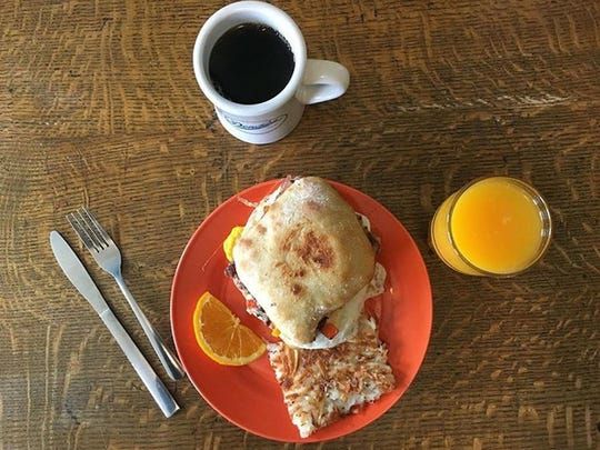 Donckers in Marquette is best known for its omelettes and fresh-squeezed orange juice.