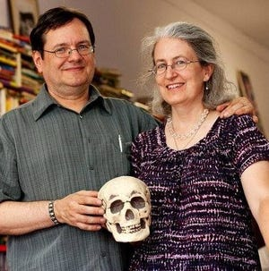 Jamie and Robin Agnew have owned Aunt Agatha's in Ann Arbor for 26 years. The store will close its doors Aug. 31.