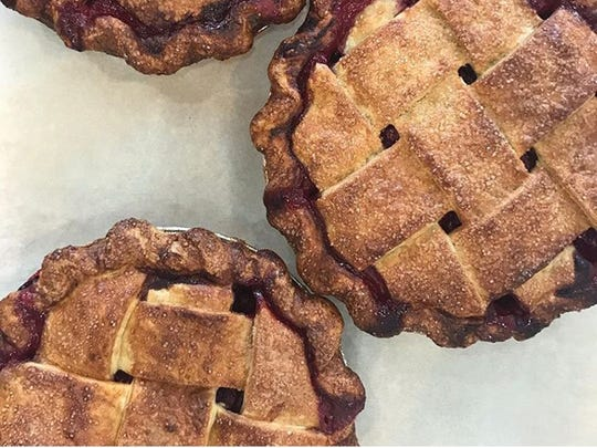 Sister Pie in Detroit offers a sweet take on breakfast with an assortment of homemade pies.