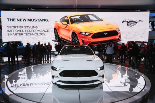 Ford Mustang Reaches Exclusive 10 Million Mark