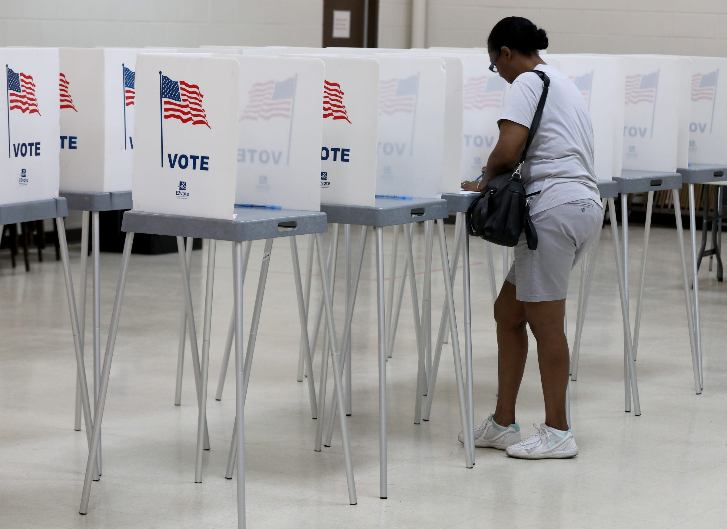 Midterms: ACLU investigating reports of ballot shortages throughout Michigan