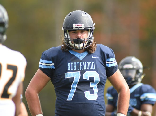 Northwood University football player Jacob Van Ittersum came out as bisexual in an essay Tuesday.