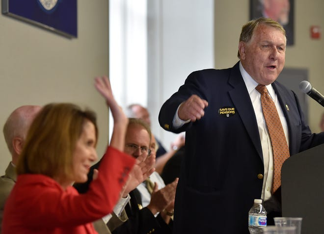 Hardworking Americans deserve retirement security as well as the ability to collectively bargain on the job, writes Hoffa.