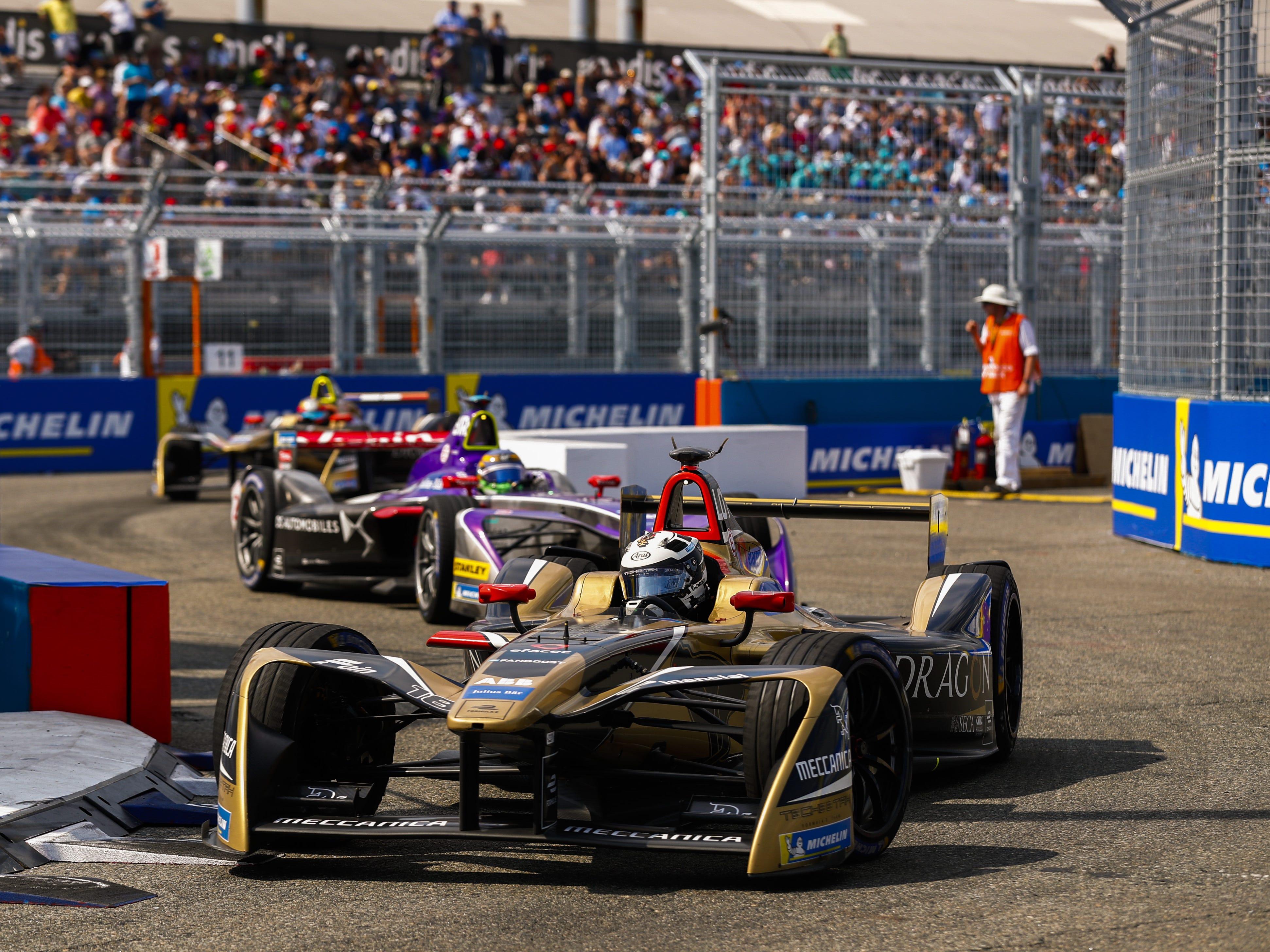 New York City Eprix Abb Formula E Championship