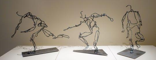 """R. Jean Ruth's """"Hop, Skip, Leap"""""""