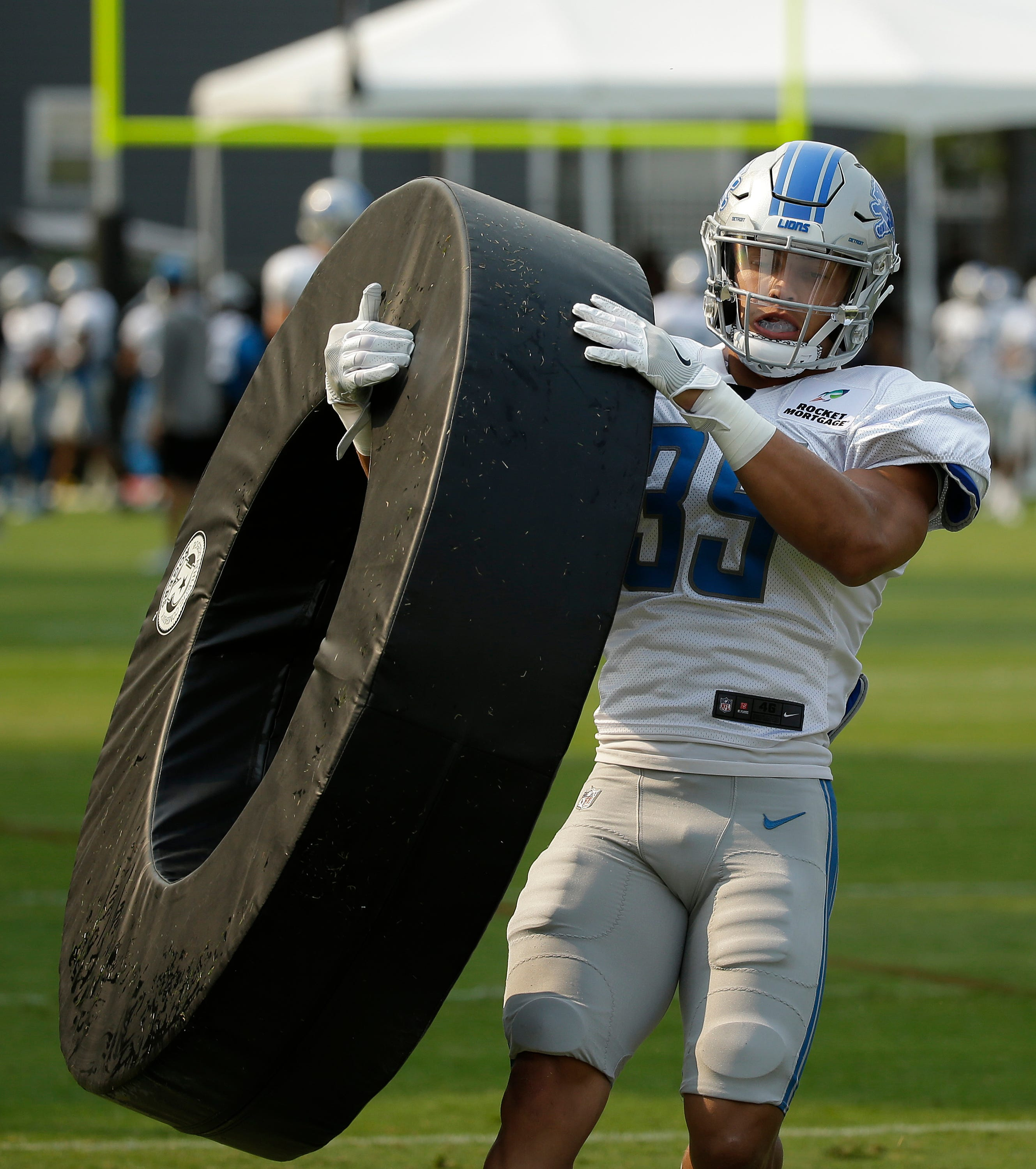 Detroit Lions tinkering with Miles Killebrew at linebacker