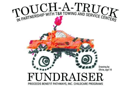Touch A Truck Logo