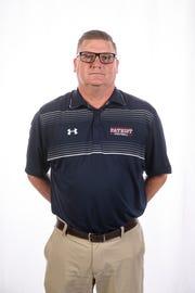Heritage Hills High School Head Football Coach Todd Wilkerson