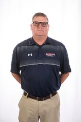 Heritage Hills High School Head Football Coach Todd Wilkerson