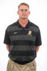 Boonville High School Football Coach Darin Ward