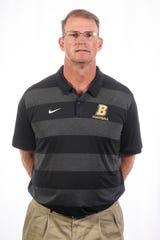 Boonville High School Football Coach Darin Ward