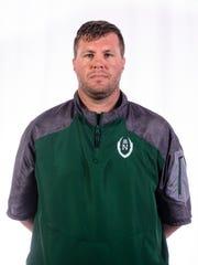 North High School Football Coach Joey Paridaen