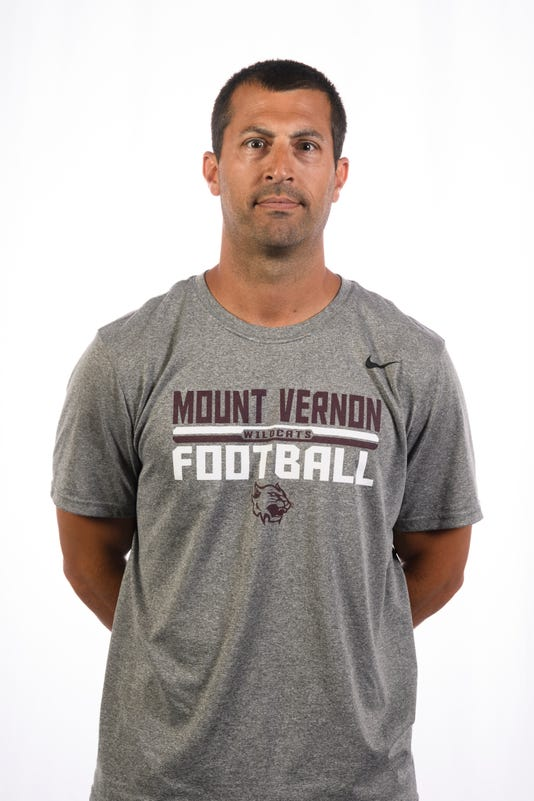 Cory Brunson Mount Vernon Football