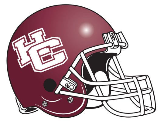 Henderson County helmet