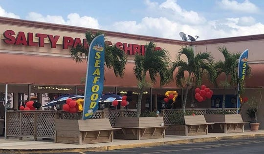 Salty Papas Shrimp House opened in 2014 in south Fort Myers
