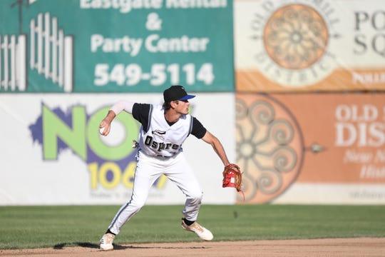 Former Bishop Verot High School shortstop Blaze Alexander was named the Arizona Diamondbacks Minor League Player of the Month for July.